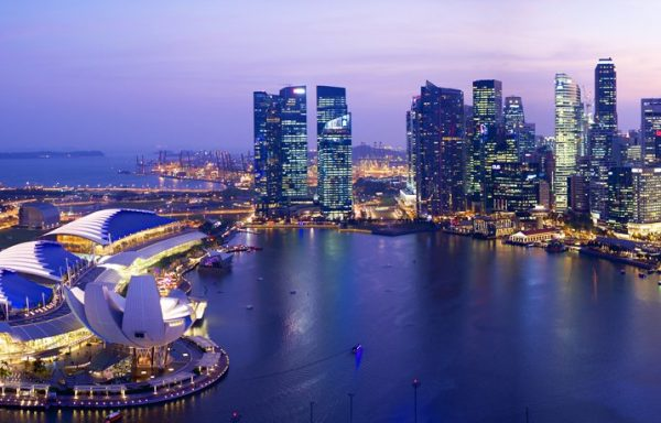 (SINGAPORE) Visa, Return Flight Ticket, Hotel, Tour Sights